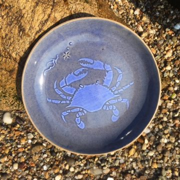 Crab bowl web