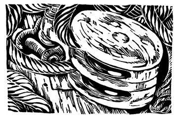 thumbnail_block-and-rigging-elizabeth-r-whelan-linocut-print