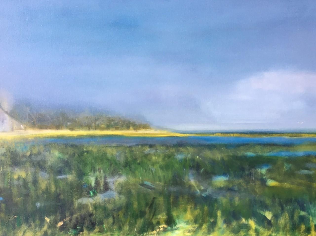 carolyn warren oil painting