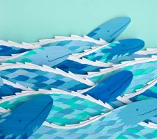 Taylor Stone's paper Sea Serpents